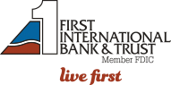 1st Int'l Bank & Trust Logo